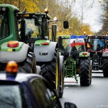 Farmers Defence Force gaat protesteren bij FrieslandCampina