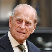Prins Philip bijgezet in crypte Windsor Castle