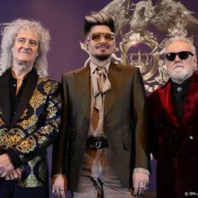 Queen en Adam Lambert samen de studio in