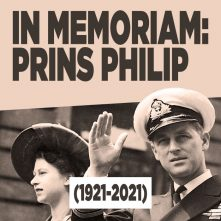 In memoriam: Prins Philip (1921-2021)