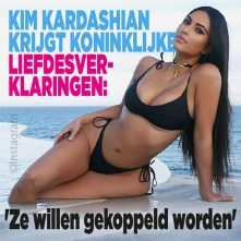 Welke royal heeft interesse in Kim Kardashian?