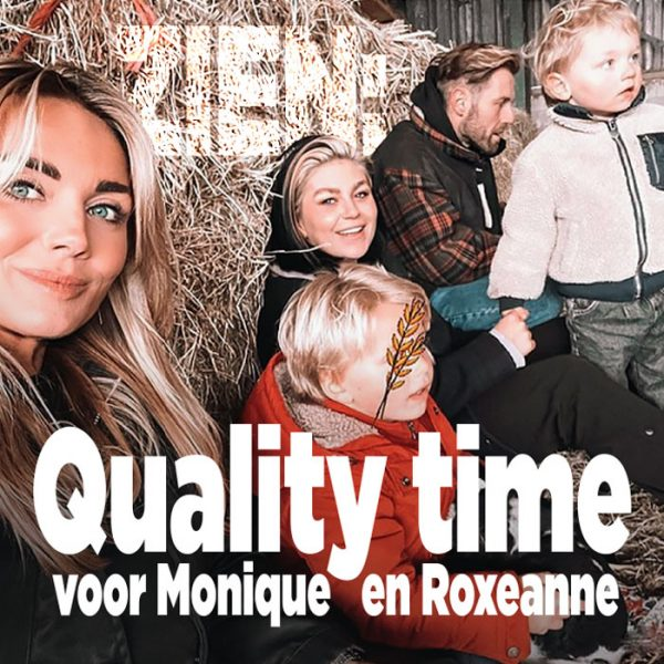 Monique en Roxeanne