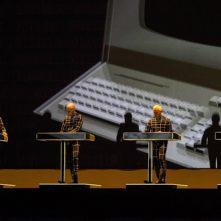 Duitse synthizerband Kraftwerk in Rock 'n' Roll Hall of Fame