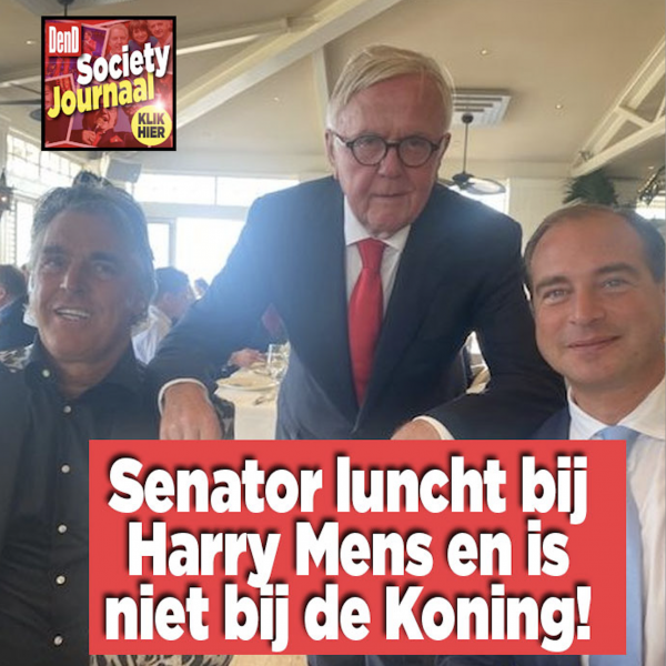 Harry mens lunch